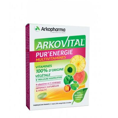 ARKOVITAL® PURE ENERGY