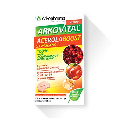 Arkovital Acerola 1000 Naravni vitamin C